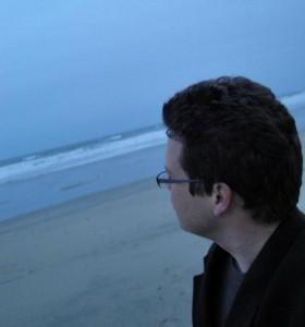 Self portrait, Hampton Beach