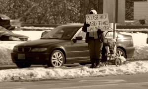 Hard Times, Unemployed