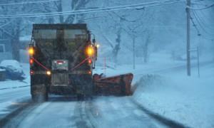 The last snow plow?