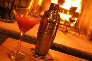 fireside martini