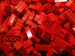 Red Legos