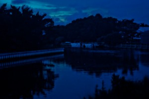 Twilight in Ocracoke