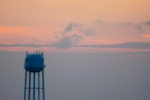 ocracoke water tower